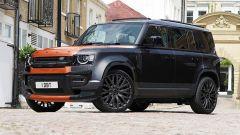 Land Rover Defender Vesuvius Edition (2020): dotazioni, prezzo