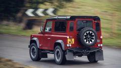 Land Rover Defender Works V8: 150 esemplari da 400 cv  - Immagine: 7