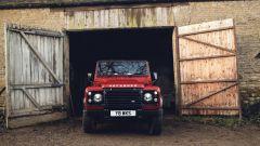 Land Rover Defender Works V8: 150 esemplari da 400 cv  - Immagine: 8
