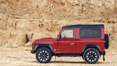 Land Rover Defender Works V8: 150 esemplari da 400 cv  - Immagine: 9