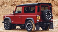 Land Rover Defender Works V8: 150 esemplari da 400 cv  - Immagine: 10