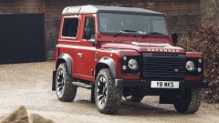 Land Rover Defender Works V8: 150 esemplari da 400 cv  - Immagine: 11