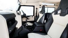 Land Rover Defender Works V8: 150 esemplari da 400 cv  - Immagine: 12