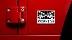Land Rover Defender Works V8: 150 esemplari da 400 cv  - Immagine: 16