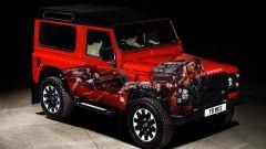 Land Rover Defender Works V8: 400 cv per 515 Nm di coppia