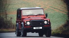 Land Rover Defender Works V8: costa, di base, circa 170mila Euro