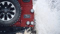 Land Rover Defender Works V8: il dettaglio del posteriore