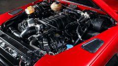 Land Rover Defender Works V8: sotto il cofano un poderoso V8
