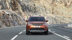 Land Rover Discovery 2017, la prova su strada