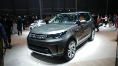 Land Rover Discovery 2017, Salone di Parigi