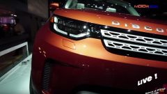 Live Parigi 2016: nuova Land Rover Discovery in video - Immagine: 1