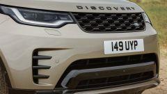 Land Rover Discovery 2020: i nuovi gruppi ottici anteriori
