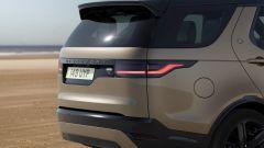 Land Rover Discovery 2020: i nuovi gruppi ottici posteriori