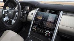 Land Rover Discovery 2020: il nuovo schermo da 11.4 pollici