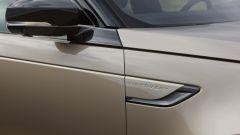 Land Rover Discovery 2020: la presa d'aria sopra il parafango