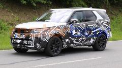 Land Rover Discovery, anche ibrida plug-in? Nuove foto spia - Immagine: 3