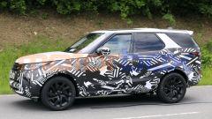 Land Rover Discovery, anche ibrida plug-in? Nuove foto spia - Immagine: 4