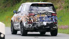 Land Rover Discovery, anche ibrida plug-in? Nuove foto spia - Immagine: 7