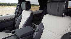 Land Rover Discovery 2020: nuovi sedili anteriori