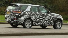 Land Rover Discovery 2020, nuovo motore ibrido