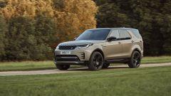 Land Rover Discovery 2020: visuale di 3/4 anteriore
