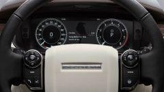 Land Rover Discovery, il volante multifunzione