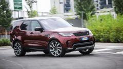 Land Rover Discovery: fuoristrada in salotto - Immagine: 1