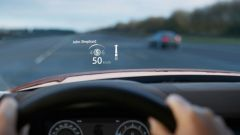 Land Rover Discovery, l'head up display
