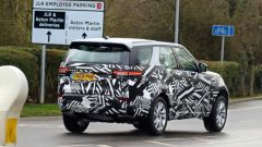 Land Rover Discovery restyling, le foto spia di gennaio