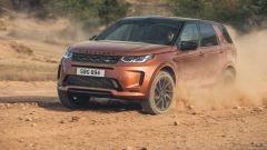 Land Rover Discovery Sport 2020: debutta l'ibrido mild-hybrid