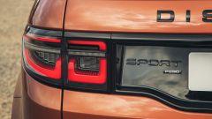 Land Rover Discovery Sport 2020: dettaglio posteriore