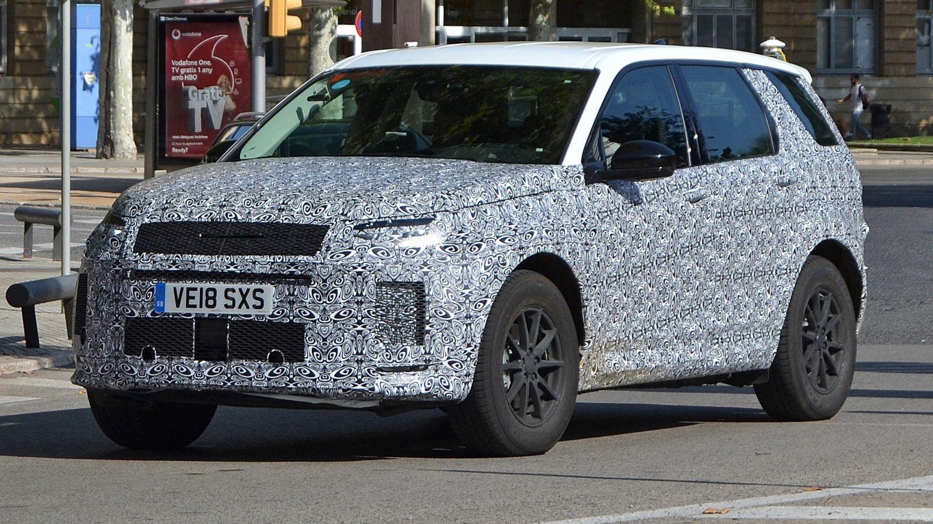 Land Rover Discovery Sport >> Land Rover Discovery Sport 2020: novità, quando esce il ...