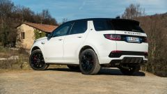 Land Rover Discovery Sport 2.0d i4 TD4 R-Dynamic S: 3/4 posteriore