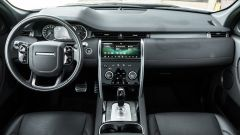 Land Rover Discovery Sport 2.0d i4 TD4 R-Dynamic S: l'abitacolo