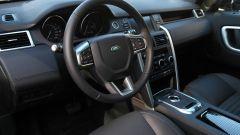 Land Rover Discovery Sport, gli interni