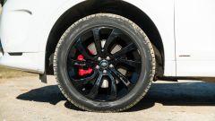 Land Rover Discovery Sport: i grandi cerchi in lega da 20
