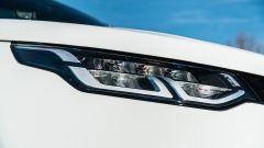 Land Rover Discovery Sport: i proiettori anteriori full Led