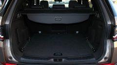 Land Rover Discovery Sport, il bagagliaio