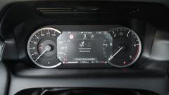 Land Rover Discovery Sport: il cruscotto