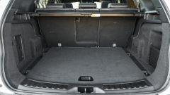Land Rover Discovery Sport: il vano bagagli
