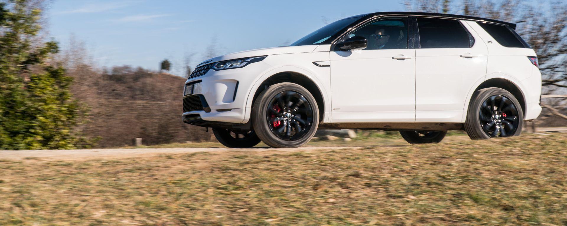 Land Rover Discovery Sport: la prova su strada e in fuoristrada