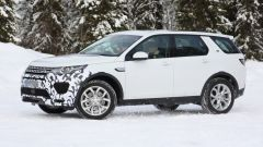 Land Rover Discovery Sport restyling