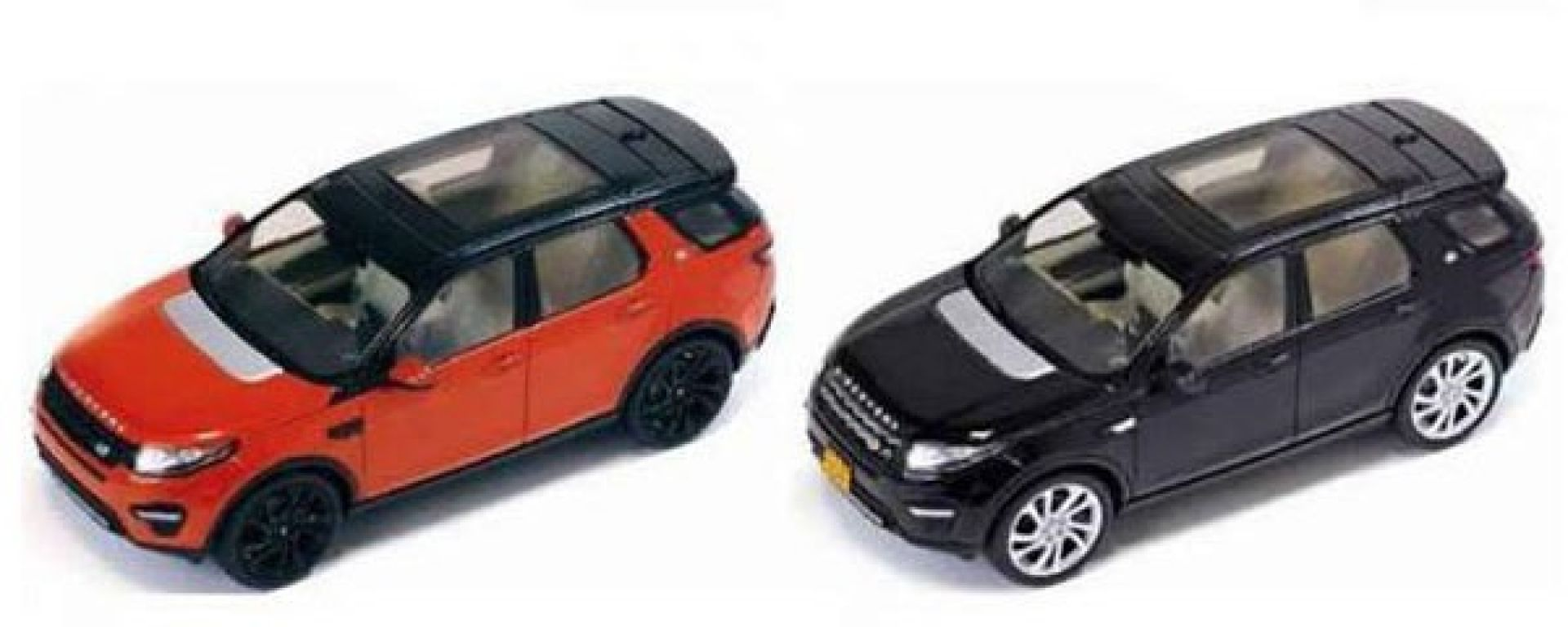 Land Rover Discovery Sport... in scala