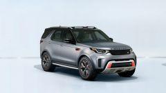 Land Rover Discovery SVX: un tank col V8 per essere inarrestabili - Immagine: 12