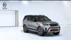 Land Rover Discovery SVX: un tank col V8 per essere inarrestabili - Immagine: 13