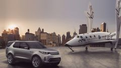 Land Rover Discovery Vision - Immagine: 1