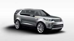 Land Rover Discovery Vision - Immagine: 18