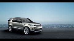 Land Rover Discovery Vision - Immagine: 5