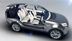 Land Rover Discovery Vision - Immagine: 10