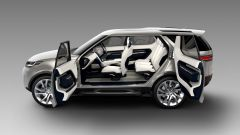 Land Rover Discovery Vision - Immagine: 9